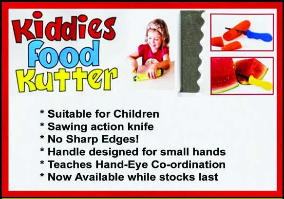 Kiddies Food Kutter